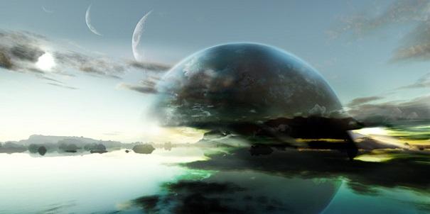 Наша галактика где находится земля