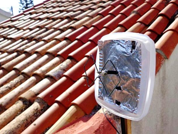 Сделай сам антенну для усиления Wi-Fi сигнала всего за пару часов