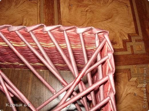 Закрытие плетения