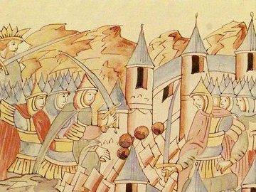Загадка злого города : почему Козельск отбивался от Батыя намного дольше других