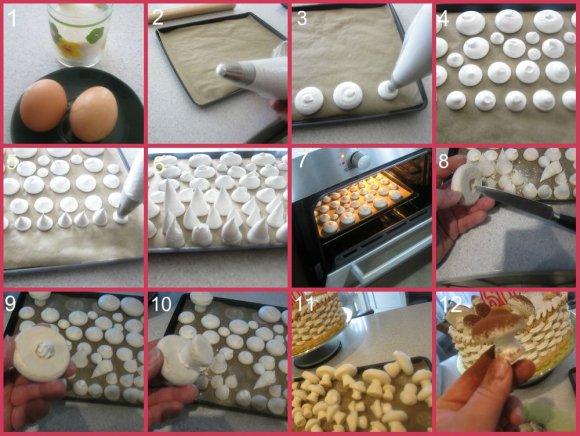 Кремовые торты 73 рецептов 84