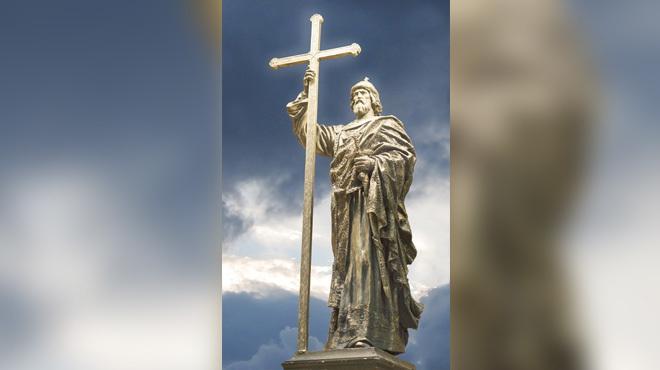 Мединский: Памятником Владимиру недовольны праздные и невостребованные