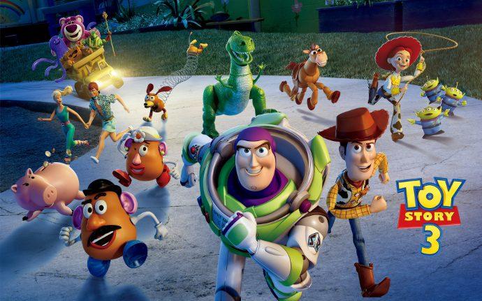 Приключения игрушек 3 - одна из лучших забав для детей