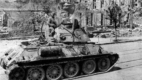Как варилось оружие Победы — Т-34 в Нижнем Тагиле