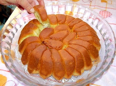 Начинки для сладких пирогов из дрожжевого теста рецепты с в духовке