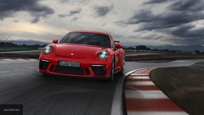 Компания Porsche создала из модели Cayman раллийный болид
