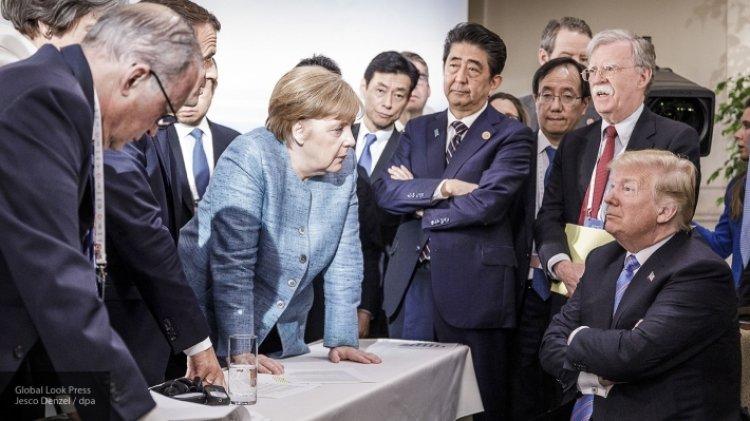За кулисами G7: Европа встревожена нападками США.