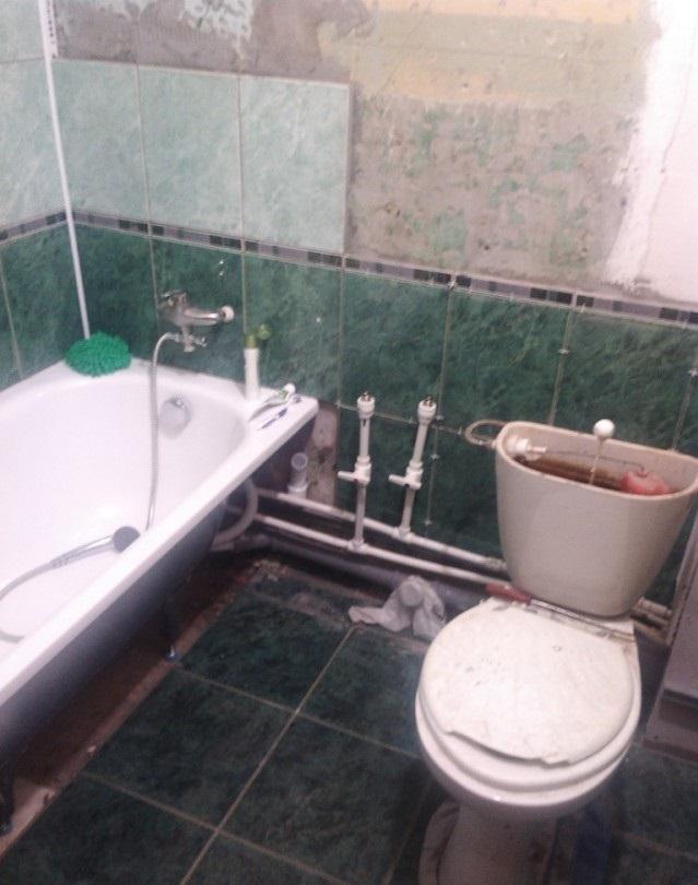 Ванная комната для мамы Ванная комната для мамы, рукожопим