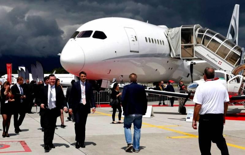 Что заставило Boeing и Airbus «напрячься» на китайском авиасалоне?