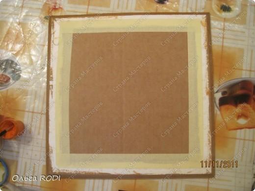 Рамочка из потолочного плинтуса. 84496