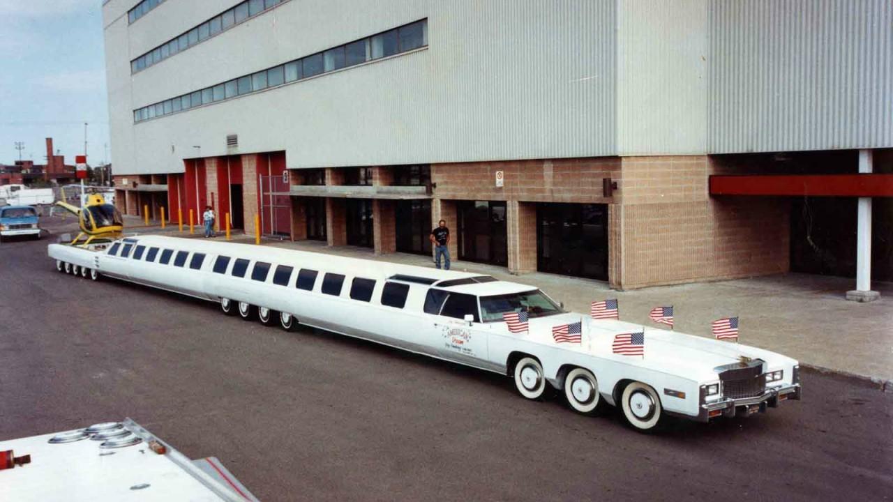 American Dream. авто, рекордсмены, факты