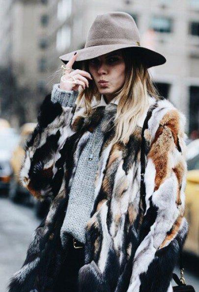 Дело в шляпе: какой головной убор выбрать на зиму