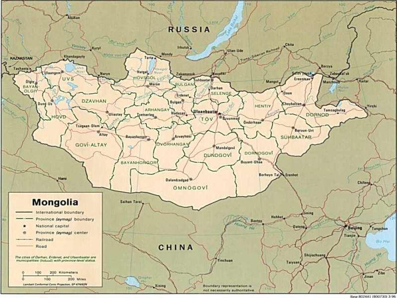 3 ноября 1912 г. 100 лет назад подписано Русско-монгольское соглашение о признании автономии Внешней Монголии