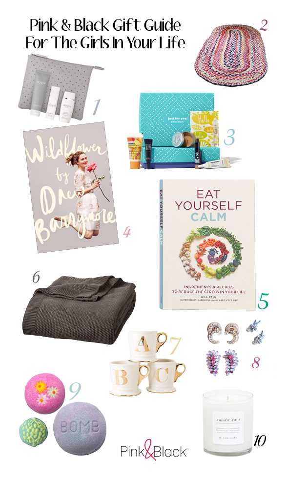 P&B's Gift Guide For The Girls
