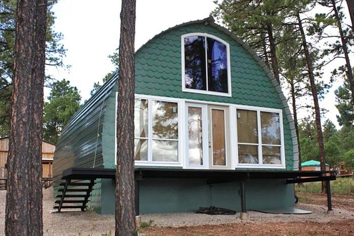 Арочный дом - доступное жилье и отличная альтернатива дорогим постройкам