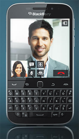 T-Mobile and BlackBerry announce new partnership, BlackBerry Classic launches on 13 May