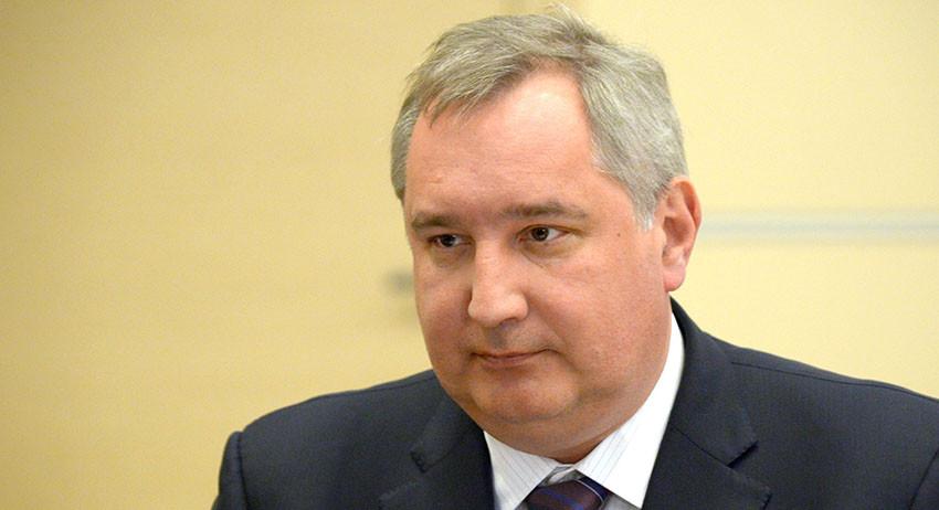 Путин назначил Рогозина на новую должность