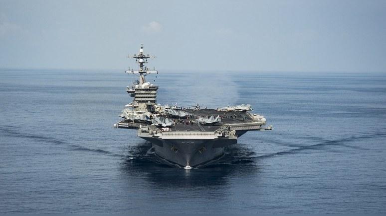 Корабли Китая и России присмотрят за «армадой» Трампа у корейских берегов