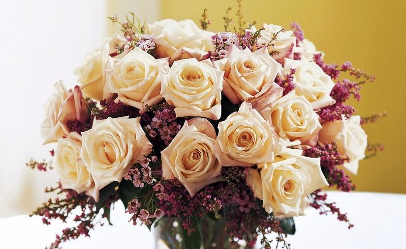 Букет роз...