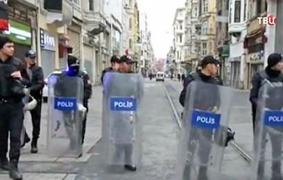 Турецкие власти признали взрыв в Стамбуле терактом