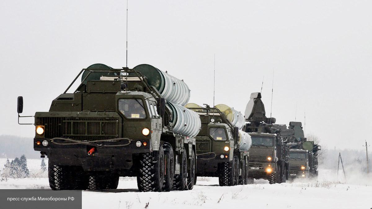 Россия и Турция подписали документы по поставке ЗРК С-400