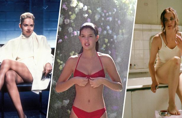 Самые скандальные эротические сцены вистории кино