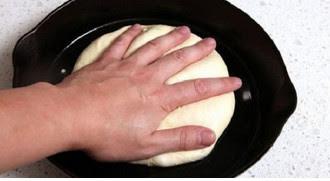 Как приготовить пиццу, не замешивая тесто