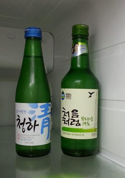 Соджу - корейская болезнь. Которая у нас называется иначе...
