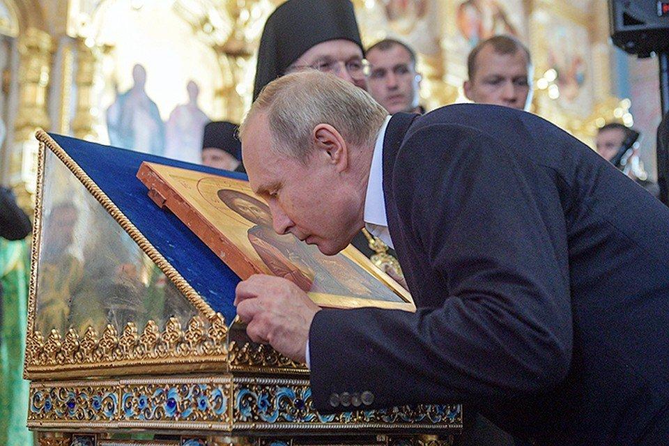 Путин вновь приехал посмотре…