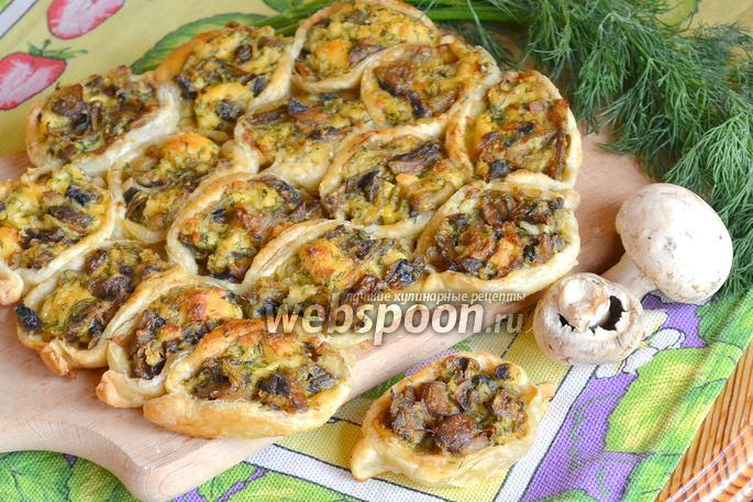Вкусные пирожки с грибами рецепты в духовке