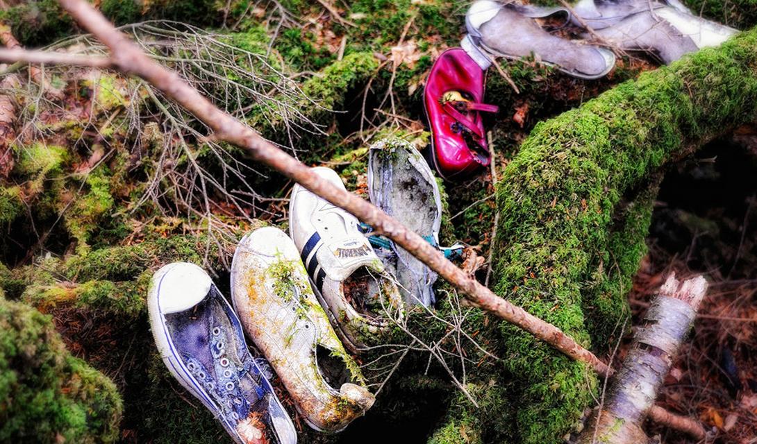 Лес Самоубийств Япония Этот, на первый взгляд, спокойный лес у подножия Фудзи скрывает ужасную тайну: именно сюда приходили и приходят подростки, чтобы окончить свои дни. Только в 2010 году здесь погибло 340 человек — то есть, самоубийства происходили практически ежедневно.