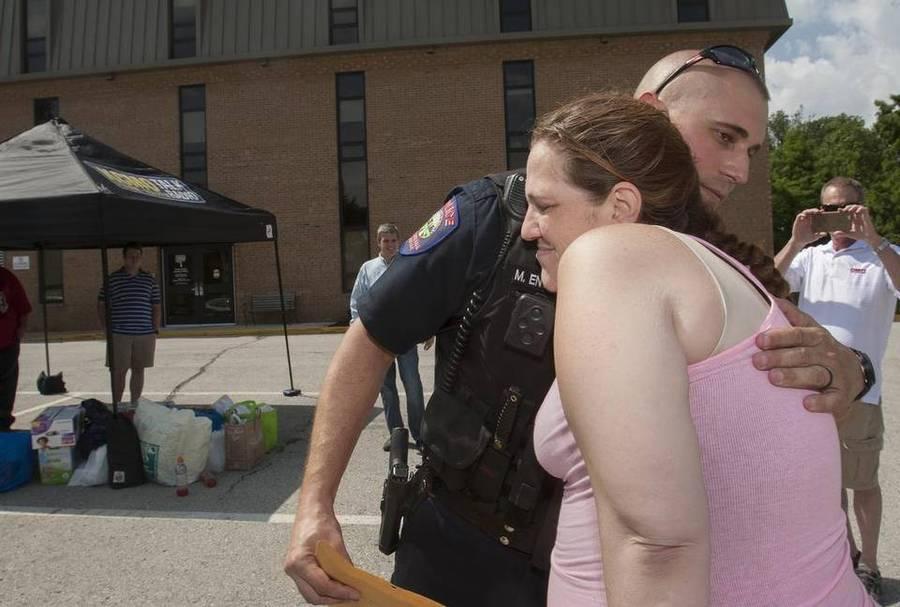 Полицейский с большой буквы: вместо ареста воровки он сделал то, чего никто не ожидал