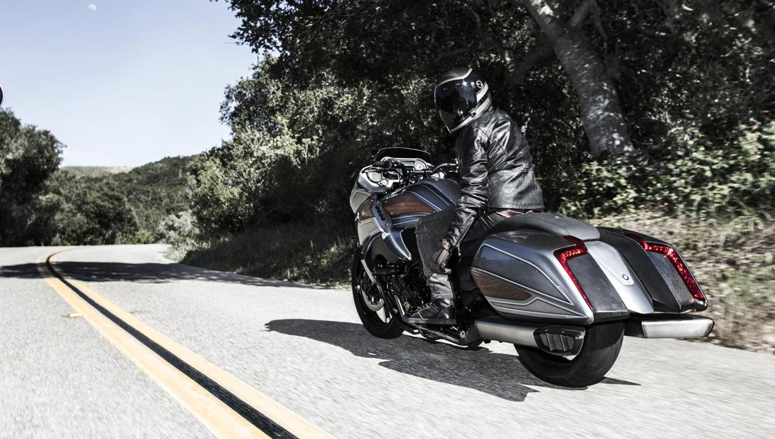 BMW Motorrad Concept 101: янки будут в восторге