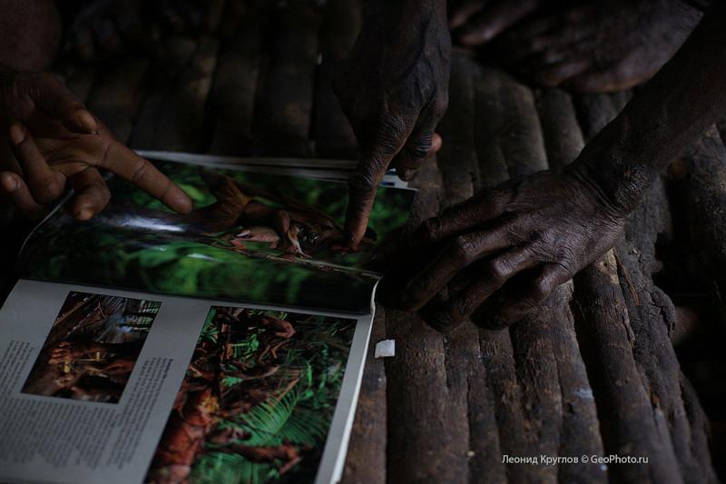 Короваи: люди, живущие на деревьях народы, племя
