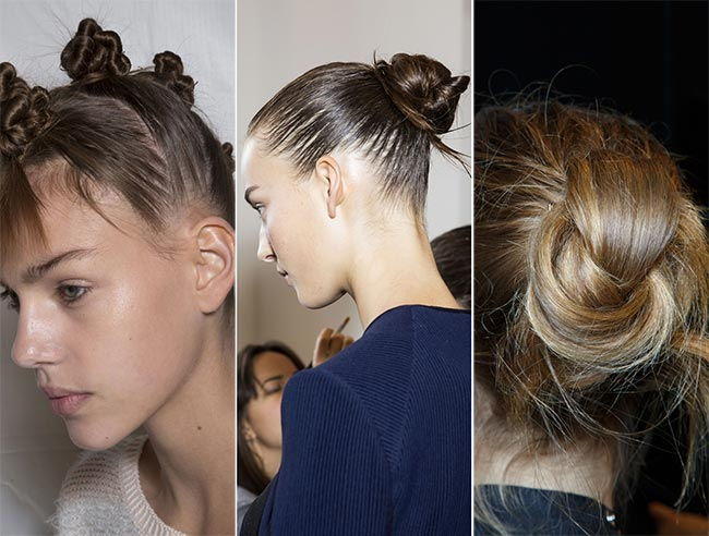 spring_summer_2015_hairstyle_trends_buns_knots_and_twists2