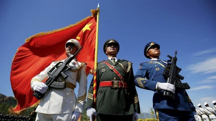 3. Китай Третья мировая, военные силы, прогнозы