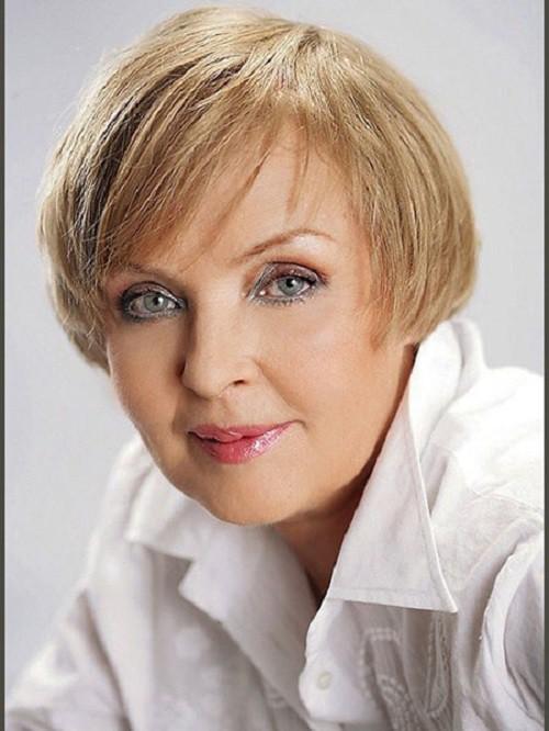 Роговцева Ада Николаевна актриса, народная артистка СССР