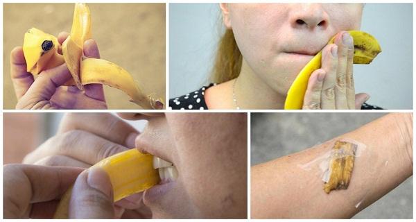 Секреты банановой кожуры