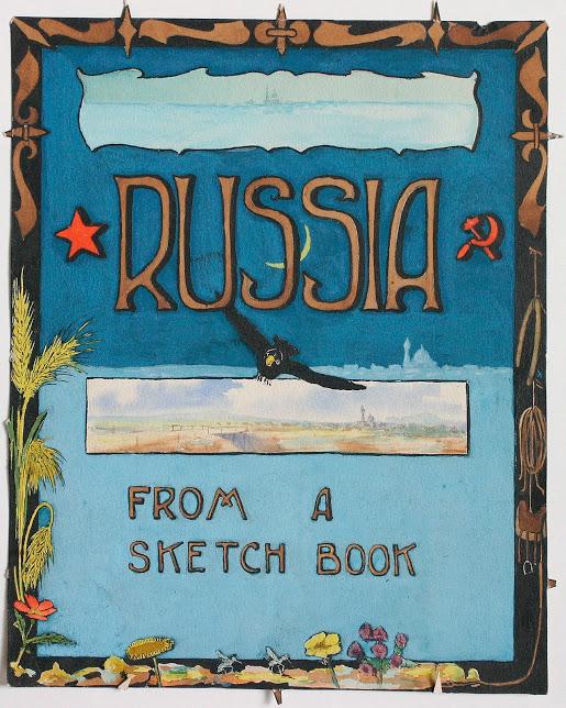 Ричард  Килби и Россия 1922 года