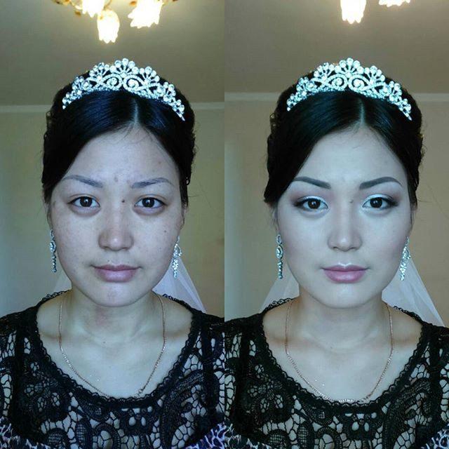Сила макияжа — 20 преображений, которым позавидуют и пластические хирурги. Не верится, что это та же женщина!!