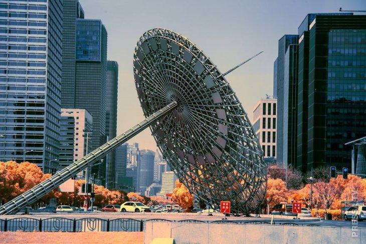 Необычный Шанхай, глазами фотографа-путешественника