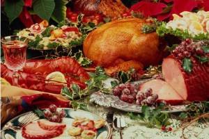 Самые вредные продукты новогоднего стола