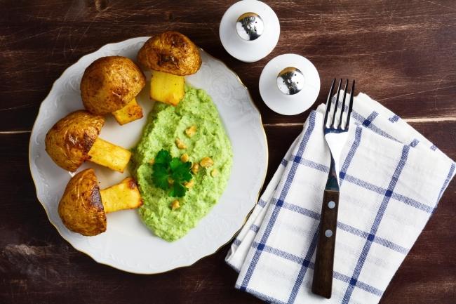5 блюд из картофеля для стройности и красоты