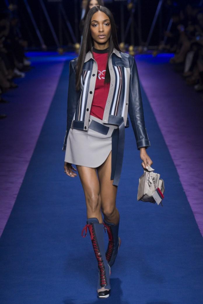 Новая коллекция Versace весна-лето 2017. Все модные тренды здесь