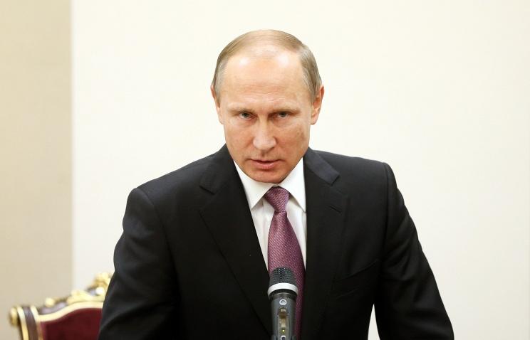 Путин объявил Турцию пособницей террористов