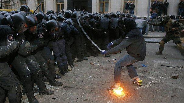 Украинские суды в растерянно…