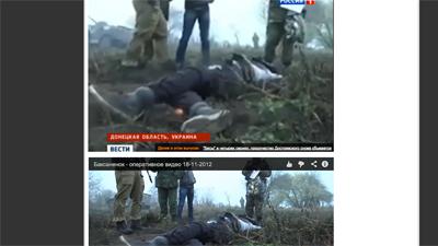 Блогеры обнаружили фотографии, которые СМИ выдают за снимки с Украины