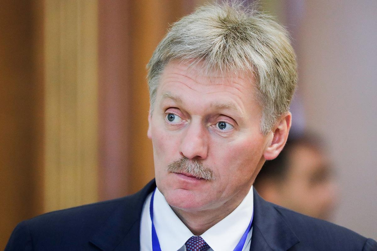 Песков заявил о невозможности обмена Вышинского