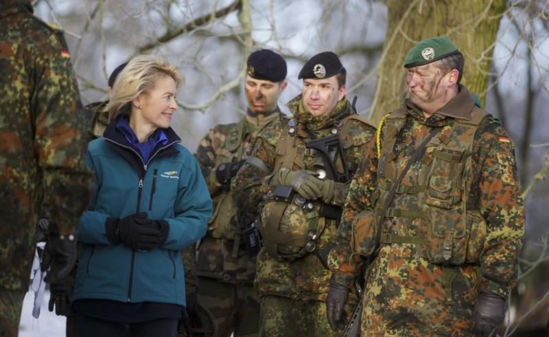 О проблемах немецкой армии