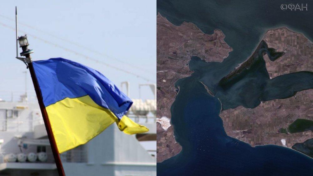 В Киеве рассказали о реакции Запада на провокацию в Керченском проливе